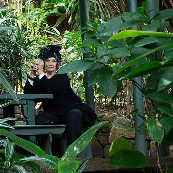 Wendy Whiteley Beside Bamboo