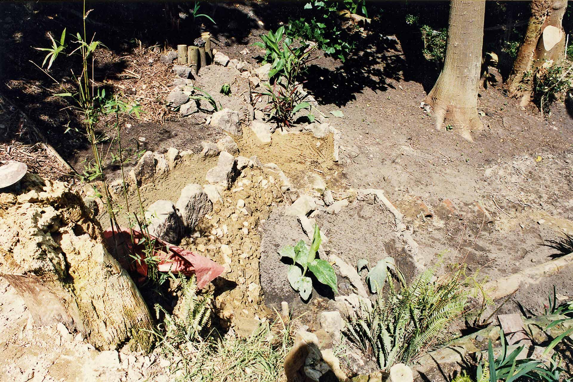 Wendys Garden Stabilising Slope